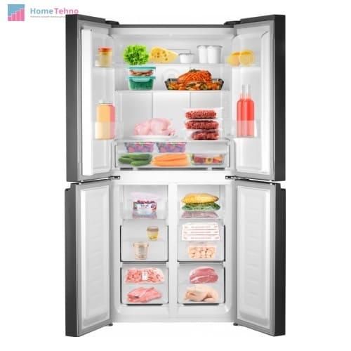 лучший холодильник ноу фрост Weissgauff WCD 337 NFX