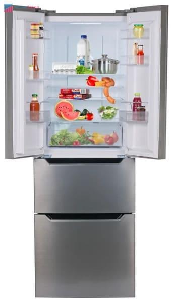 лучший холодильник ноу фрост Weissgauff WFD 486 NFX