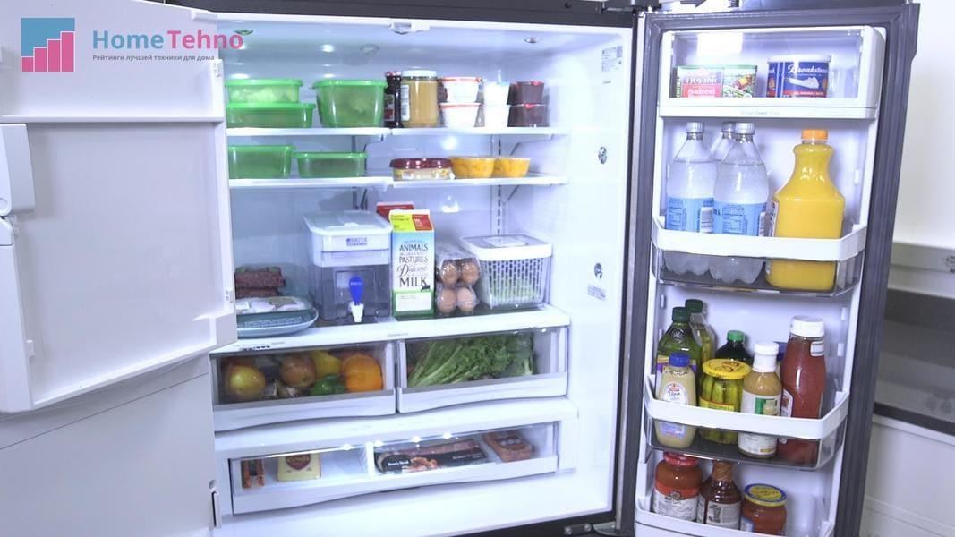 топ лучших холодильников ноу фрост
