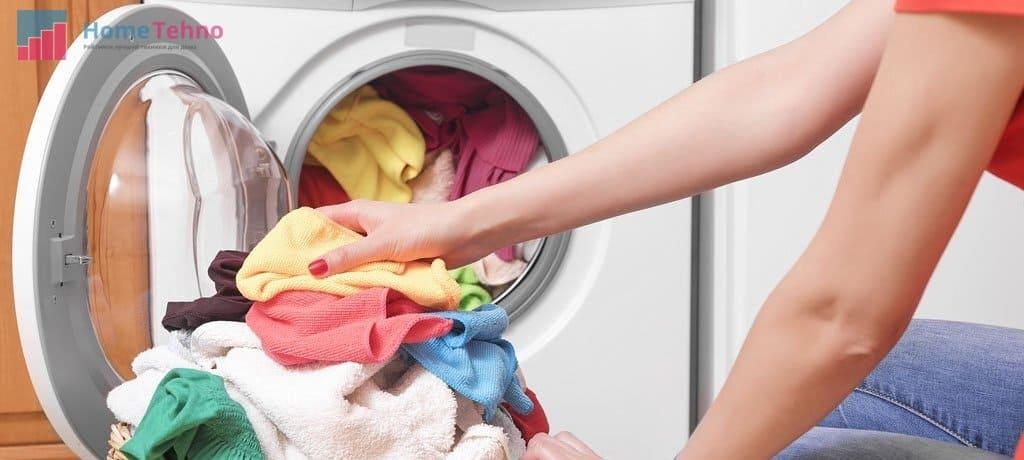 зачем сортировать одежду перед стиркой