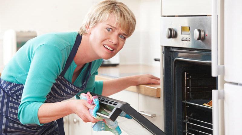 что делать если не работает духовка