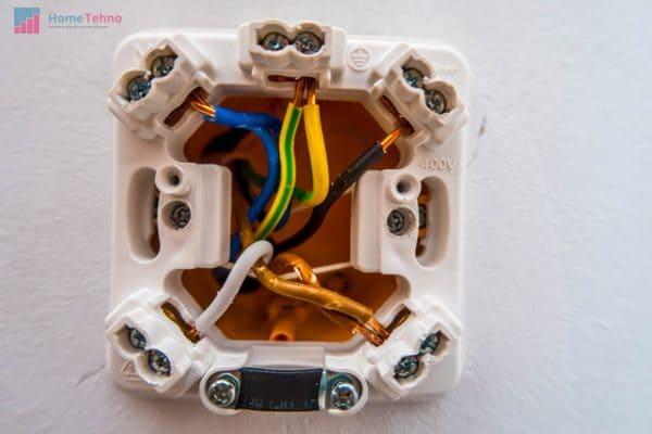 кабель для варочной панели