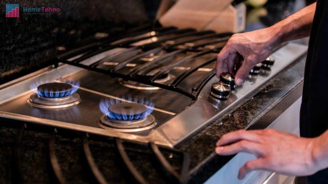 как установить газовую плиту в частном доме