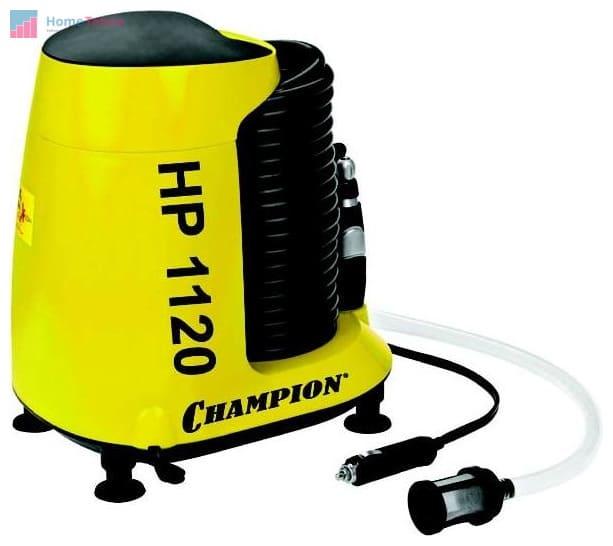 лучшая мойка высокого давления CHAMPION HP1120
