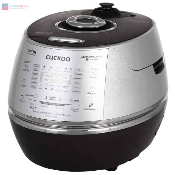 лучшая мультиварка Cuckoo CMC-CHSS1004F