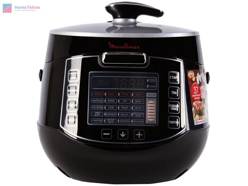 лучшая мультиварка Moulinex Fastcooker CE502832