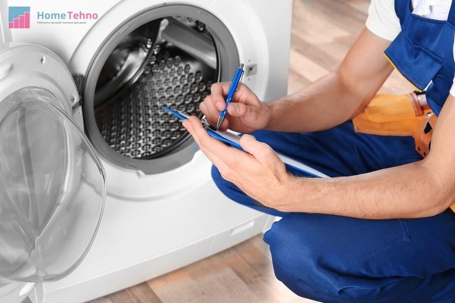 полезные советы при установке стиральной машины