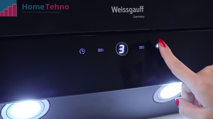 Вытяжка Weissgauff TALLY 60 TC