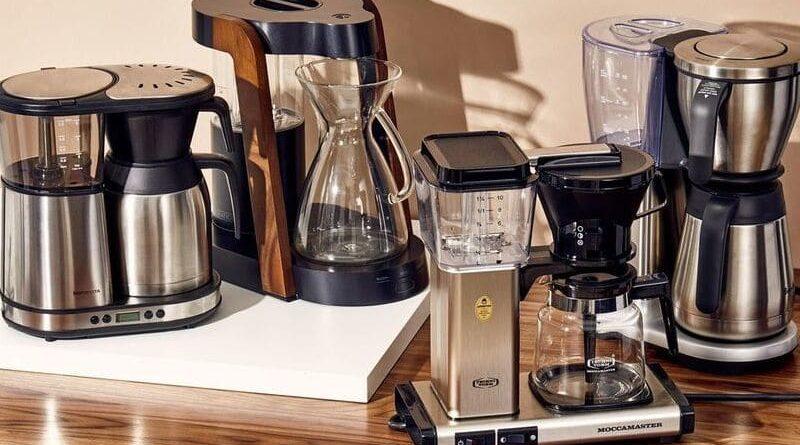 что выбрать кофеварку или кофемашину