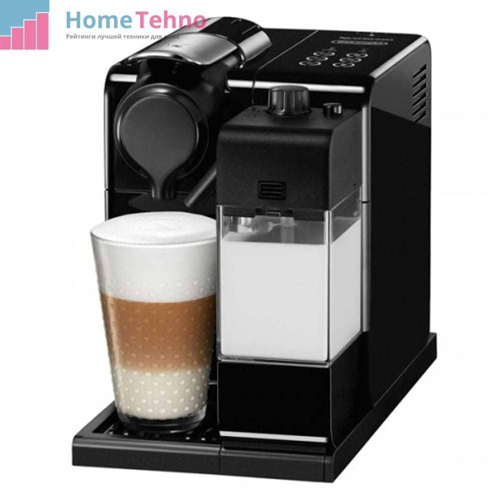 DeLonghi Nespresso Lattissima Touch Animation EN 560