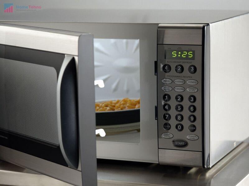 где и как лучше установить микроволновую печь