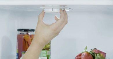 как настроить температуру в холодильнике