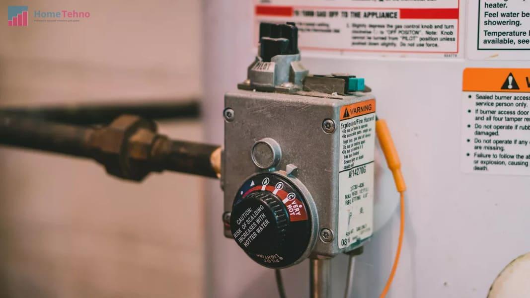 как настроить зажигательное устройство газового котла