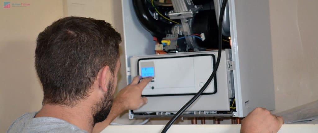 как правильно подключить газовый котел