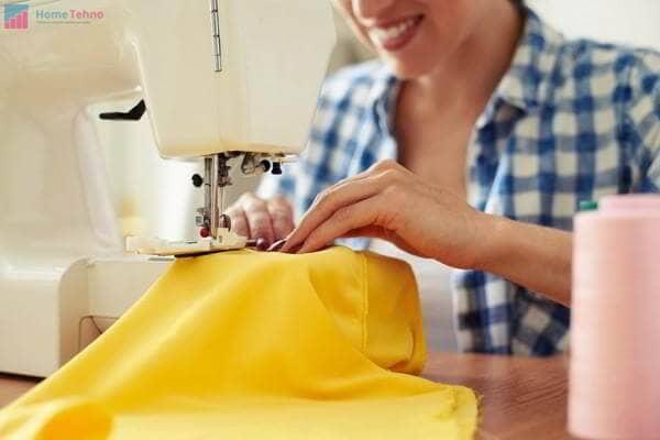 как управлять электромеханической швейной машиной