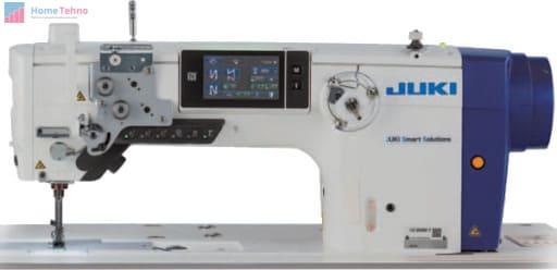 как управлять сенсорной швейной машиной