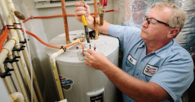 как установить водонагреватель