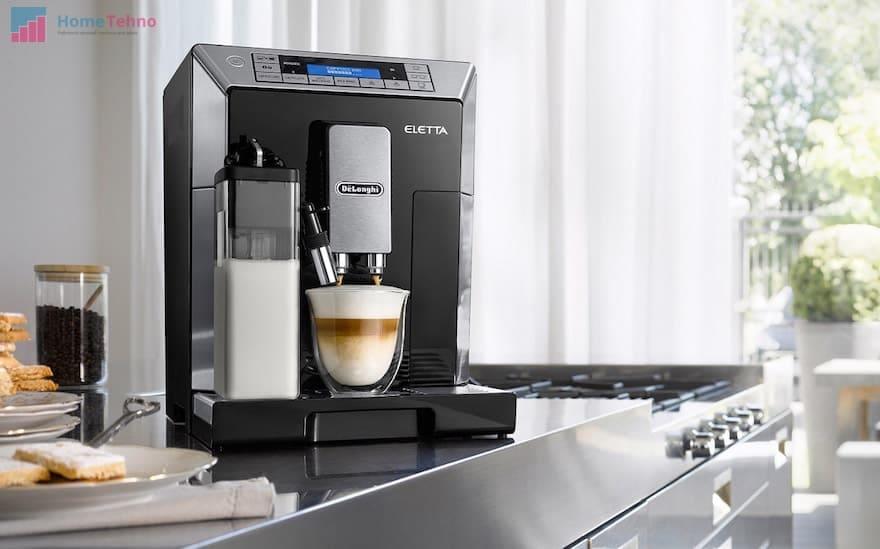 как выбрать кофемашину с капучинатором