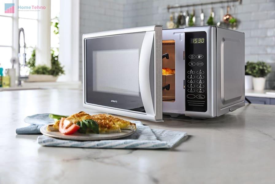 какую посуду лучше использовать в микроволновке