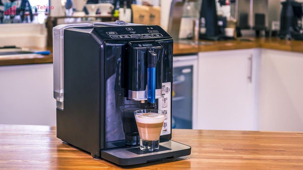 лучшая кофемашина с капучинатором Bosch TIS 30129 RW VeroCup 100