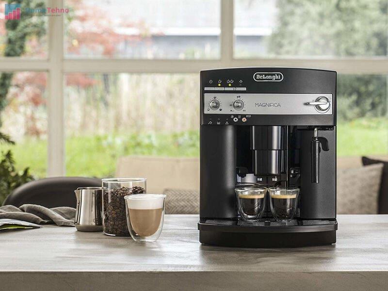 лучшая кофемашина с капучинатором De'Longhi Magnifica ESAM 3000.B