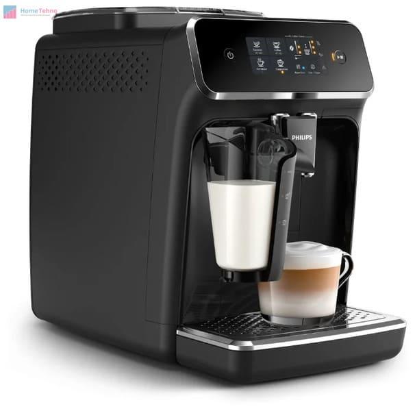 лучшая кофемашина с капучинатором Philips EP2231 Series 2200 LatteGo
