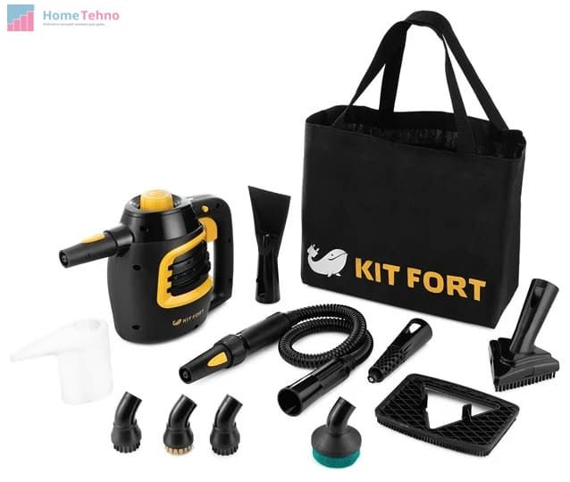 лучший пароочиститель Kitfort КТ-930