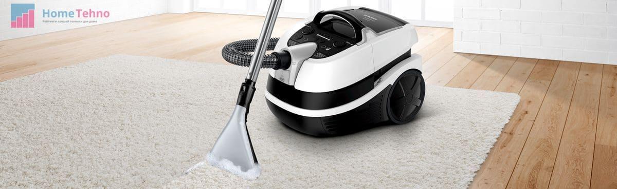 лучший пылесос с аквафильтром Bosch BWD 421 PRO