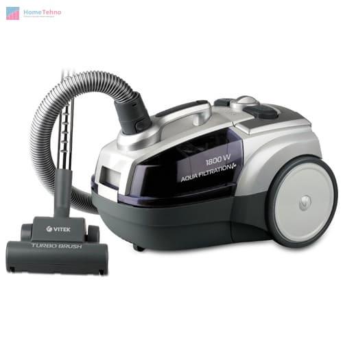 лучший пылесос с аквафильтром VITEK VT-1833