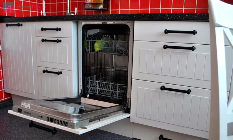 отдельный шкаф для посудомойки
