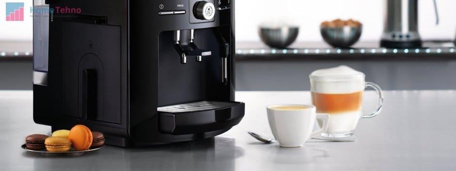 плюсы и минусы кофемашин с капучинатором