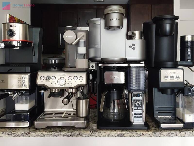 рейтинг лучших кофемашин с капучинатором