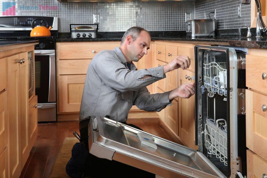 советы по подключению посудомойки