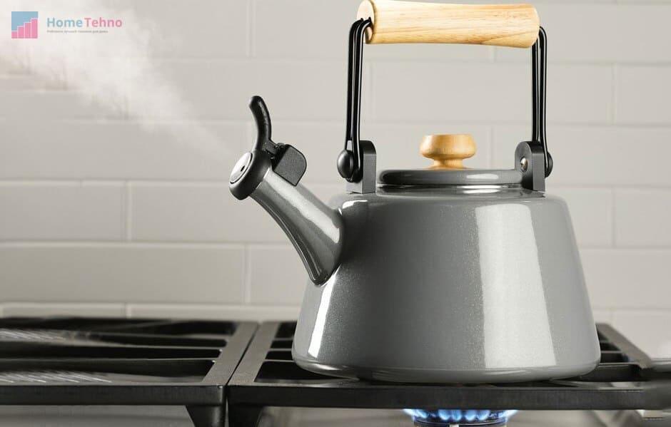 другие особенности чайника для плиты