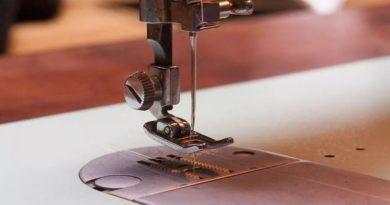 как настроить швейную машину