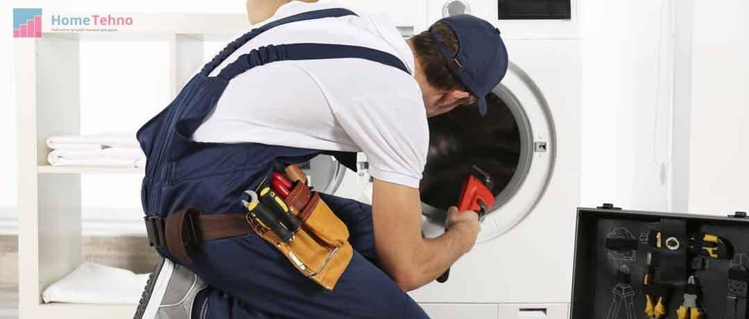 как починить мотор в стиральной машине