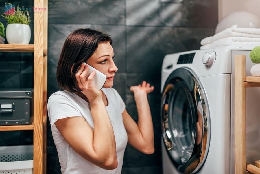 как починить программы в стиральной машине