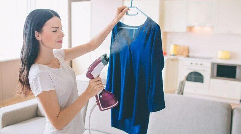 как пользоваться отпаривателем для одежды