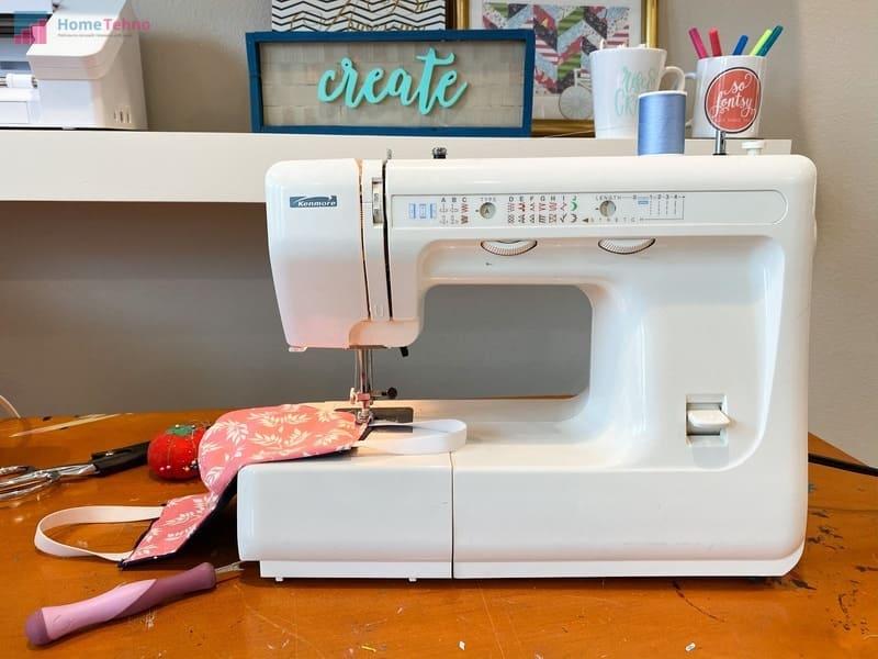 как правильно настраивать швейную машину