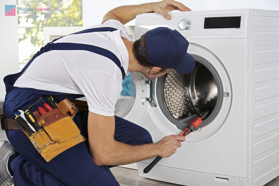 как правильно починить стиральную машину