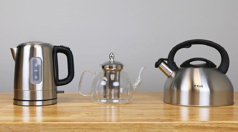 как выбрать чайник