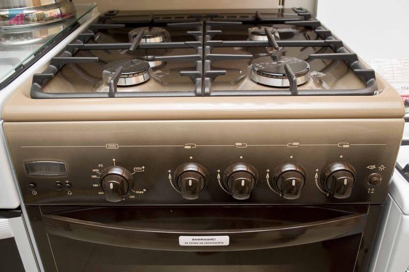 лучшая газовая плита Gefest 5100-03