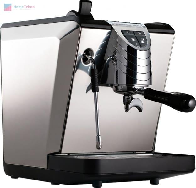 лучшая недорогая рожковая кофеварка Nuova Simonelli Oscar