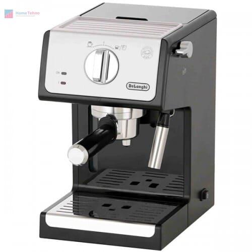 лучшая рожковая кофеварка De'Longhi ECP 33.21
