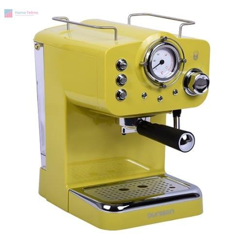 лучшая рожковая кофеварка Oursson EM1500