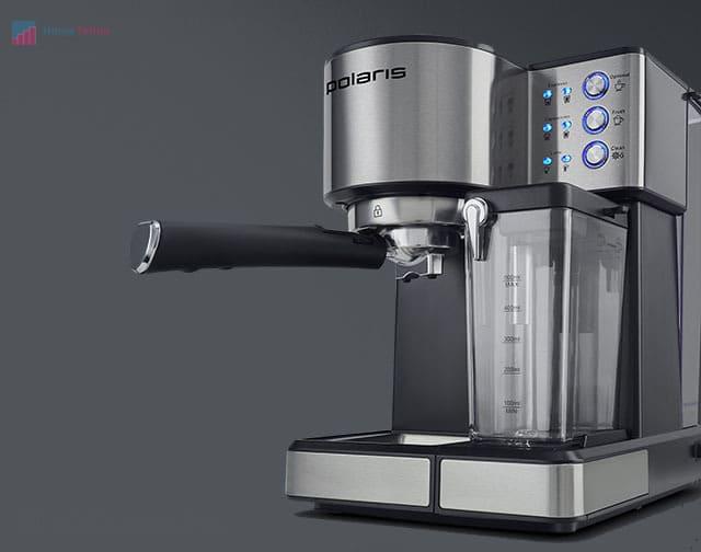 лучшая рожковая кофеварка Polaris PCM 1536E Adore
