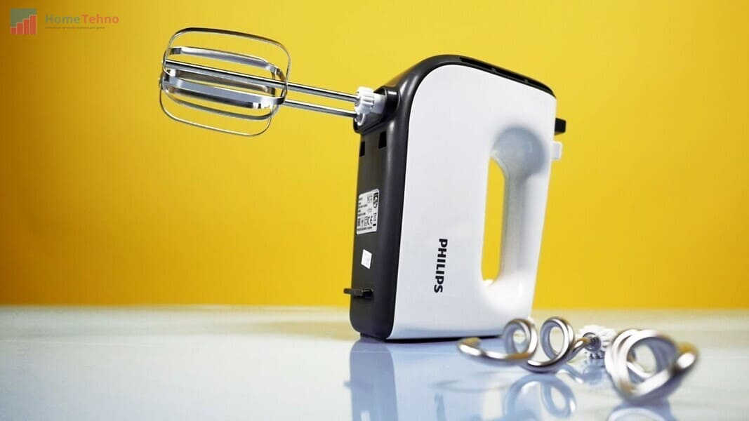 лучший недорогой миксер Philips HR3740-00 Viva Collection