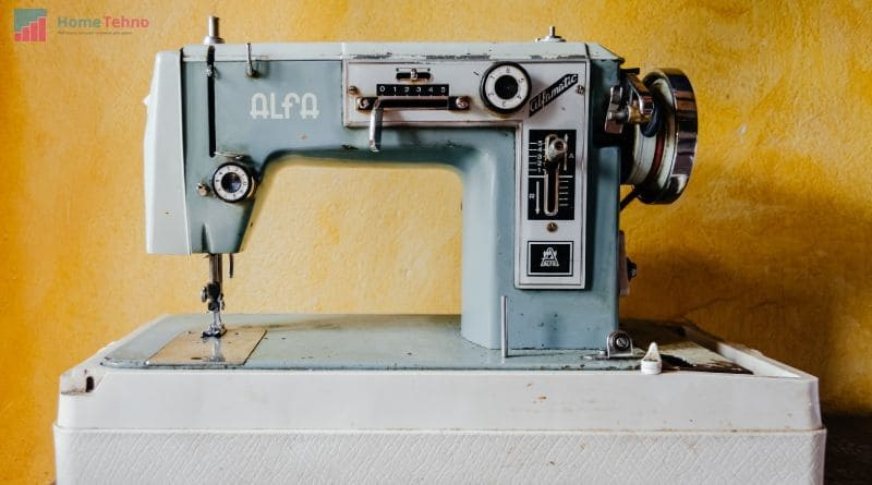 Настройка педали швейной машины