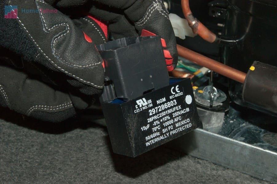 Проверяем подключение и запускаем двигатель