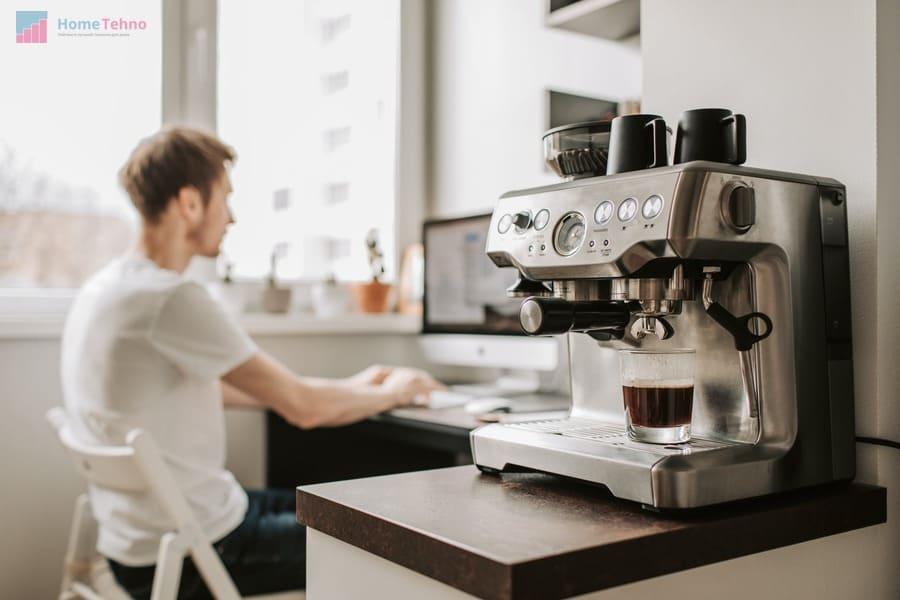 что делать если кофемашина течет